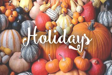 Offices closed on Oct. 31st and Nov. 1st