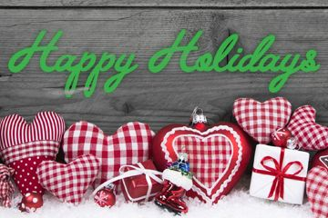 Winter holidays closing December 2016