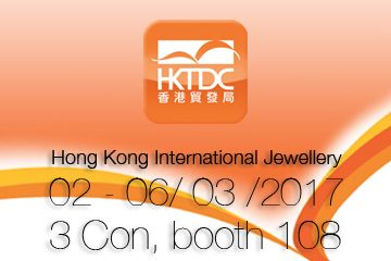 Hong Kong jewellery fair Marzo 2017