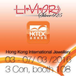 Hong Kong jewellery fair